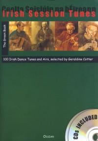 Irish Session Tunes: The Green Book (Book/2CDs)