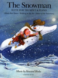 Howard Blake: The Snowman Suite - Trumpet/Piano