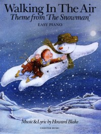 Howard Blake: Walking In The Air (The Snowman) - Easy Piano