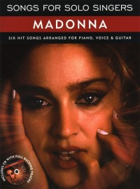 Songs For Solo Singers: Madonna