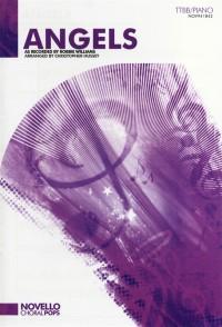 Robbie Williams: Angels (TTBB/Piano)