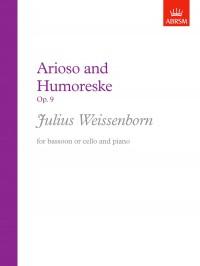 Julius Weissenborn: Arioso and Humoreske, Op. 9