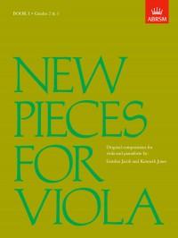 ABRSM: New Pieces for Viola, Book I