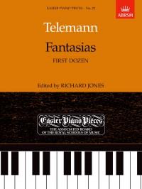 Telemann: Fantasias (First Dozen)
