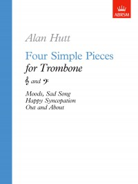 Hutt: Four Simple Pieces for Trombone