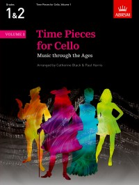 Time Pieces For Cello - Volume 1