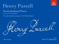 Purcell: Twenty Keyboard Pieces and one by Orlando Gibbons