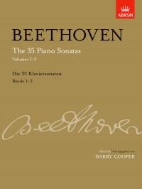 Beethoven: The 35 Piano Sonatas