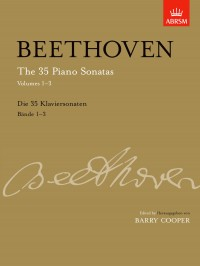 Ludwig Van Beethoven: The 35 Piano Sonatas Volumes 1–3 (Paperback)