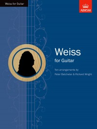 Silvius Leopold Weiss: Weiss for Guitar