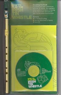 Feadog triple pack - Whistle/book/CD