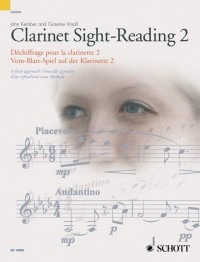 Clarinet Sight-Reading 2 Vol. 2