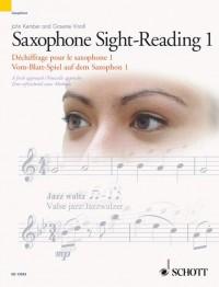 Saxophone Sight-Reading 1 Vol. 1