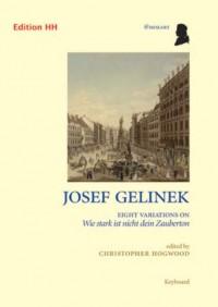 Gelinek, J: 8 Variations