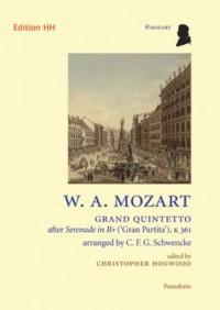 Mozart, W A: Grand Quintetto K 361