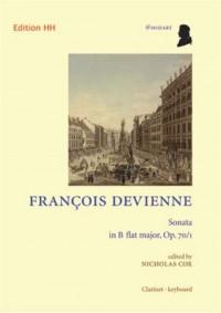 Devienne, F: Sonata in B flat, Op. 70/1