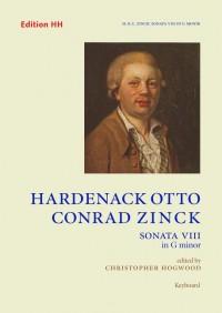 Zinck, H O C: Sonata No. 8 in G minor