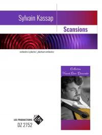 Sylvain Kassap: Scansions