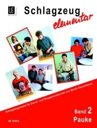 Kerschbaum, M: Schlagzeug elementar - Pauke Band 2