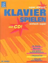 super einfach - Klavier spielen  - einfach super mit CD