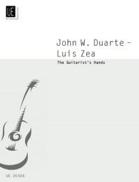 Duarte Guitarists Hands