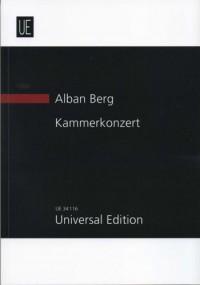 Berg: Kammerkonzert