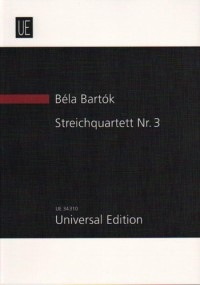 Bartók: String Quartet No. 3