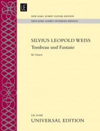 Weiss, S L: Tombeau und Fantasie