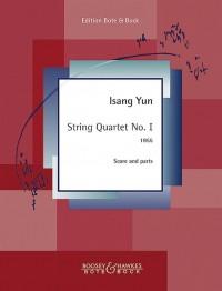 Yun, I: String Quartet No. I