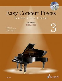 Easy Concert Pieces for Piano Volume 3
