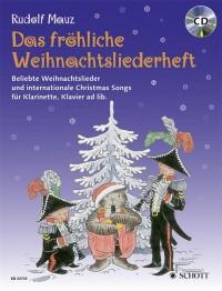 Das fröhliche Weihnachtsliederheft (clarinet)