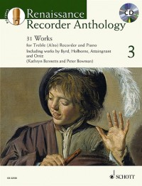Renaissance Recorder Anthology 3