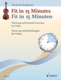 Bergmann, B: Fit in 15 Minutes