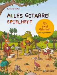 Wolters, B: Alles Gitarre!