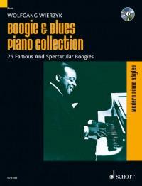 Wierzyk, W: Boogie & Blues Piano Collection