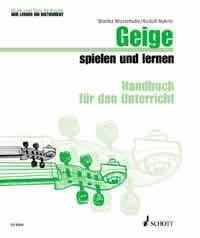 Geige spielen und lernen