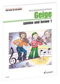 Geige spielen und lernen Band 1