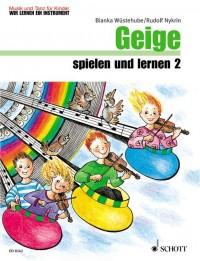 Geige spielen und lernen Band 2