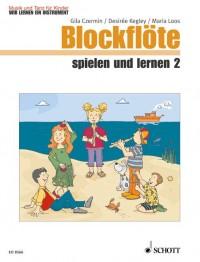 Blockflöte spielen und lernen Heft 2