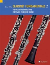 Wehle, R: Clarinet Fundamentals Vol. 2