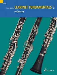 Wehle, R: Clarinet Fundamentals Vol. 3