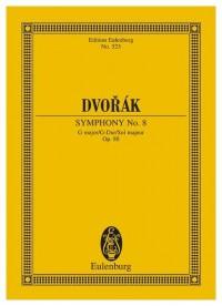 Dvorák, A: Symphony No. 8 G major op. 88 B 163