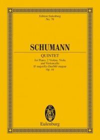 Robert Schumann: Piano Quintet Eb major op. 44