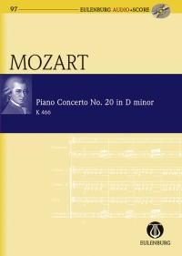 Mozart, W A: Piano Concerto No. 20 in D minor KV 466