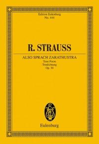 Strauss, R: Also sprach Zarathustra op. 30