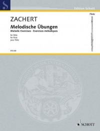 Zachert, W: Melodic Exercises