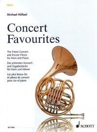 Concert Favourites