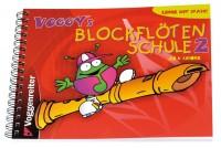 Holtz, M: Voggy's Blockflöten-Schule 2 Band 2