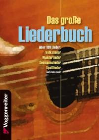 Holtz, M: Das große Liederbuch