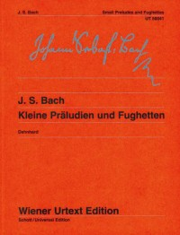 Bach, J S: Little Preludes and Fughettas